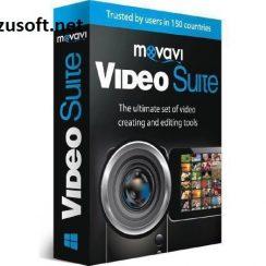 Movavi Video Suite Pro Crack