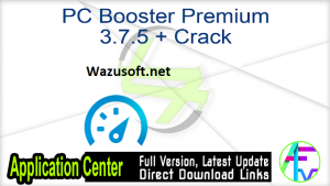 PC Booster Crack